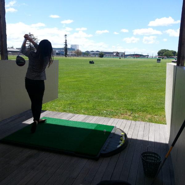 English & Golf